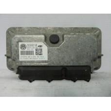 4 - Блок управления двигателем VW Polo Sedan 2011- CFNA - 7GV