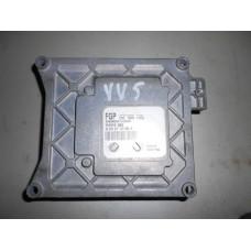 5-Блок управления двигателем Opel Astra H Z16XER - 55560130 - 5WK9 396