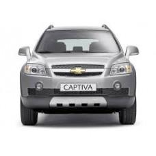 Чип-тюнинг Chevrolet Captiva 2006-2011