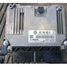 13-Блок управления двигателем 1.4 tsi VW Tiguan-03C906026R